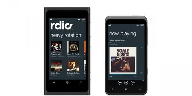 Streaming-app Rdio kan nu playlists maken en wijzigen