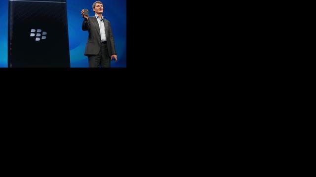 Foto betaalbare Blackberry 10-telefoon gelekt