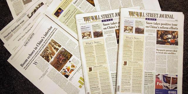 Turkije seponeert zaak tegen journalist Wall Street Journal
