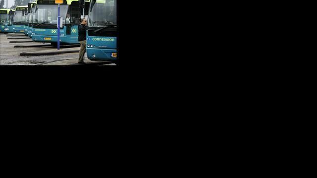 Connexxion voorziet 263 bussen van wifi