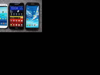 Geen verbod op Galaxy S III, Galaxy Tab 7,7 en Galaxy Note