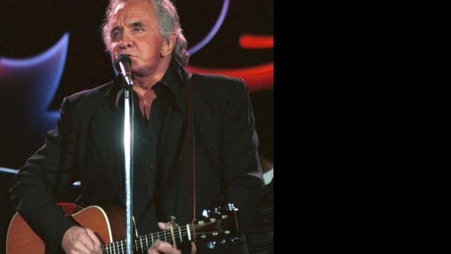 Johnny Cash vereeuwigd op postzegel