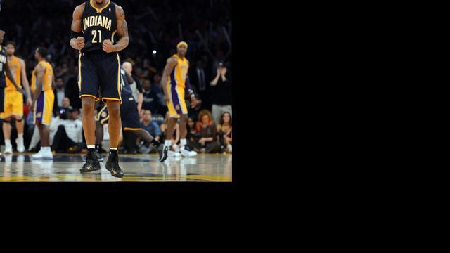Indiana Pacers ruim langs Miami Heat in NBA