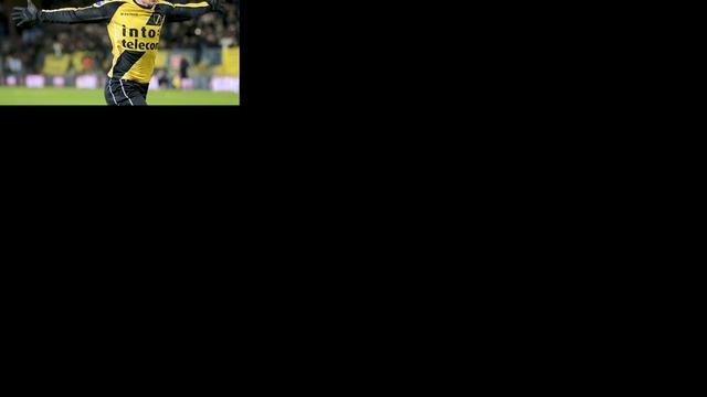 NAC ruim langs tien man PEC, Roda JC in slotfase naast Heracles