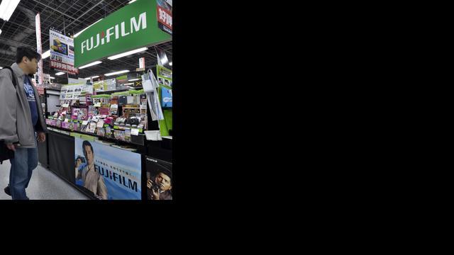 Fujifilm presenteert oprolbare speakers