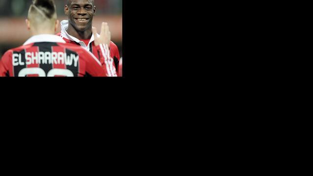 Italië met Balotelli en El Shaarawy in de spits tegen Oranje