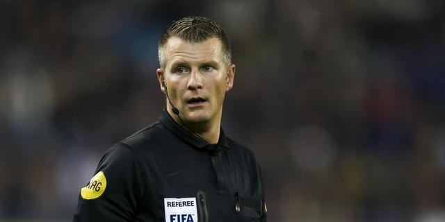 Arbiter Liesveld leidt topper tussen FC Twente en Ajax
