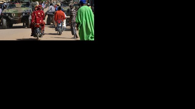 Militairen trekken Malinese stad Kidal binnen
