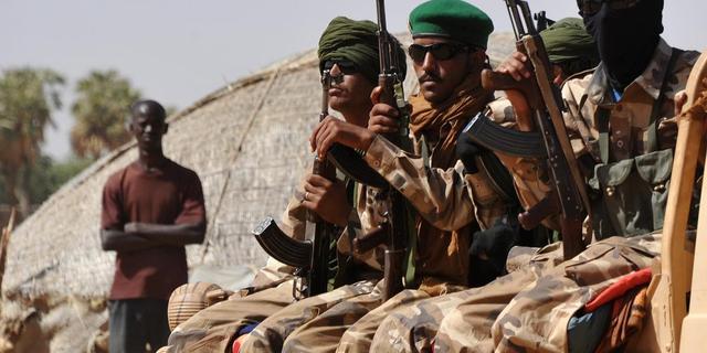 Toearegrebellen Mali pakken wapens weer op