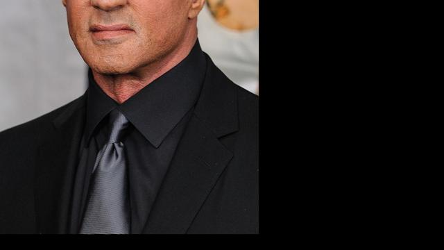 Sylvester Stallone verbergt littekens met tatoeages