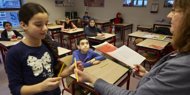 'Nederlandse leerlingen niet gemotiveerd in de klas'