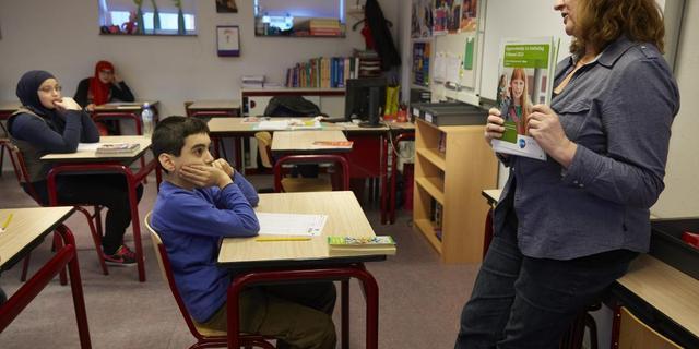 'Klimaat klaslokalen aanslag op gezondheid'