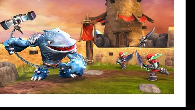 Nieuwe Skylanders met demonteerbare figuurtjes onthuld