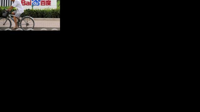 Zoekmachine Baidu boekt hogere omzet
