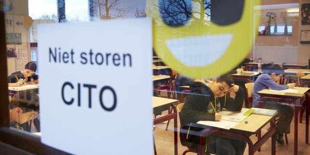 Eén leerling maakt Cito-toets foutloos