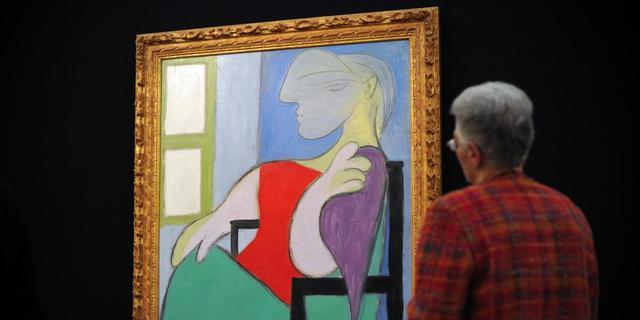 Portret onder meesterwerk Picasso ontdekt