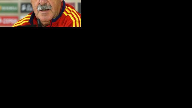 Del Bosque: 'Er is heel snel twijfel'