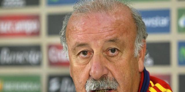 Del Bosque kiest voor jonge selectie tegen Ecuador