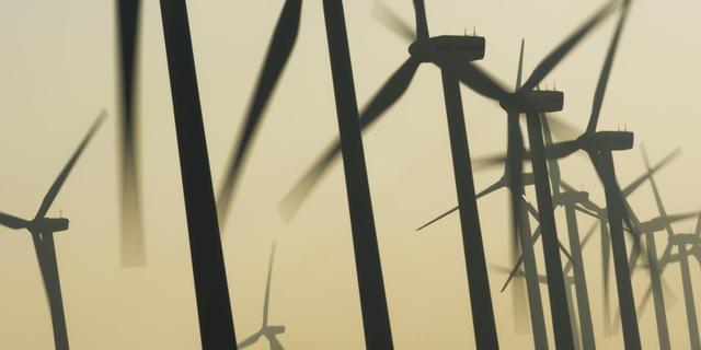 Magere zomer voor windmolens