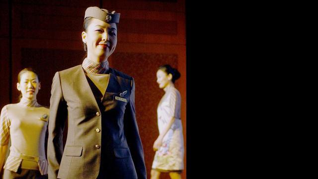 Stewardessen Asiana willen de broek aan