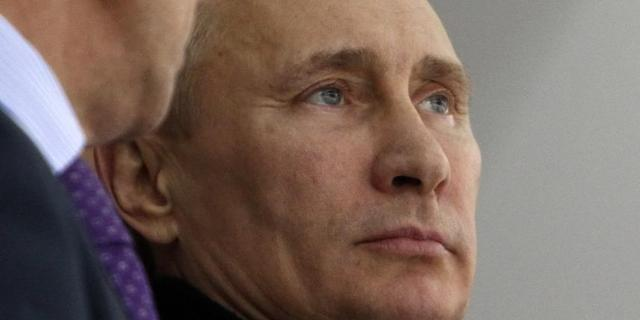 Poetin op zwarte lijst Finse politie