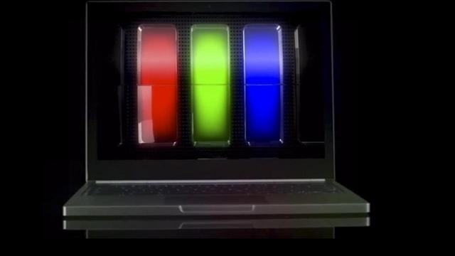 Video toont Chromebook met hoge-resolutie touchscreen