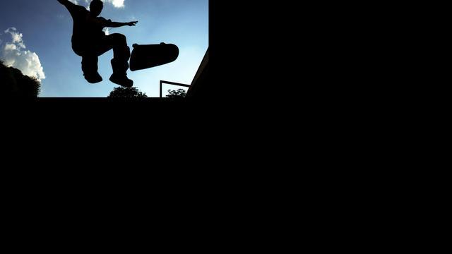Skateboarder met 110 km per uur geflitst