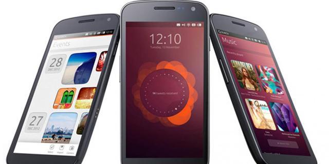 Ubuntu-smartphones gaan 200 tot 400 dollar kosten