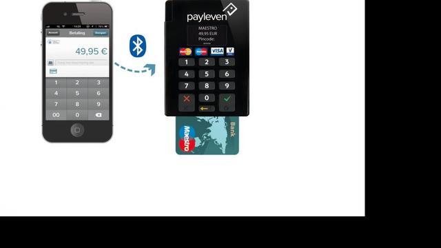 Payleven koppelt goedkope pinpaslezer aan smartphone