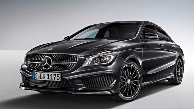 Recordverkoop Mercedes-Benz in maart