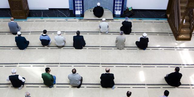 'Omstreden imam naar conferentie Almere'