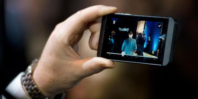 'BlackBerry overweegt beursexit'