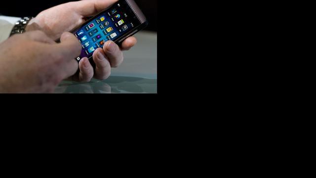 Review: Blackberry Z10 geen redding