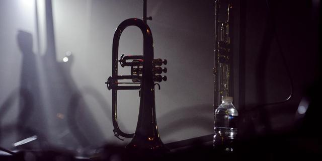 Harmonie Oranje blaast Muziekfeesten in Wouw af