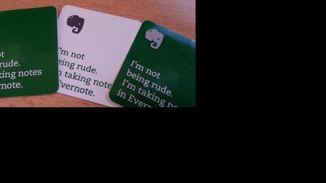 Notitie-app Evernote heeft een miljoen Nederlandse gebruikers