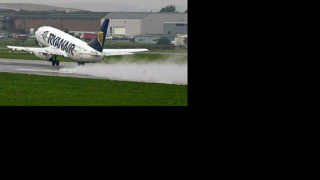 Ryanair boekt verlies
