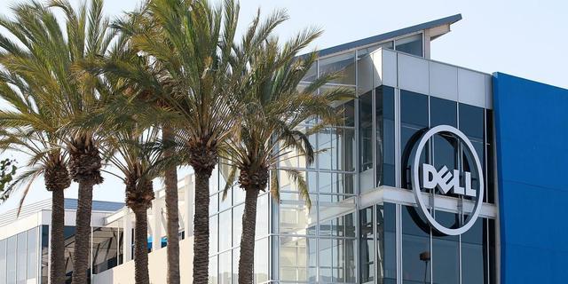 'Blackstone wil bod doen op Dell'
