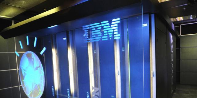IBM investeert fors in supercomputer Watson