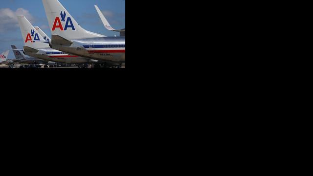 Winst American Airlines neemt vlucht