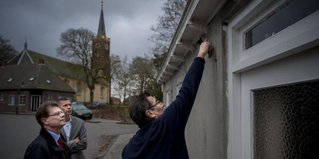 Veel Groningse monumenten beschadigd door bevingen