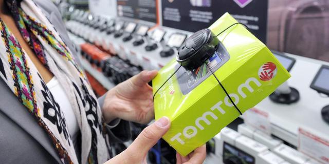 Tomtom overweegt afstoten consumententak