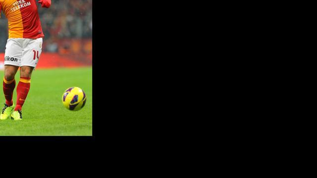 Sneijder weer in training bij Galatasaray