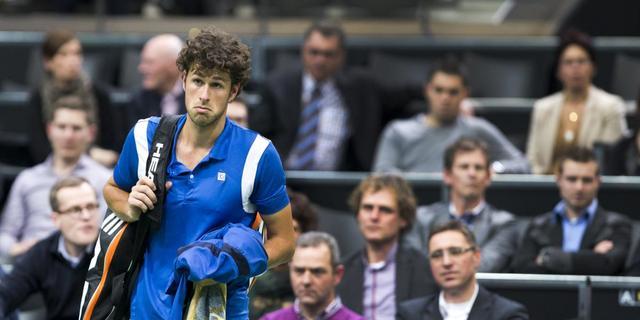 Geen verrassingen in Davis Cup-selectie