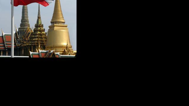 Doden door brand in Thais politiebureau