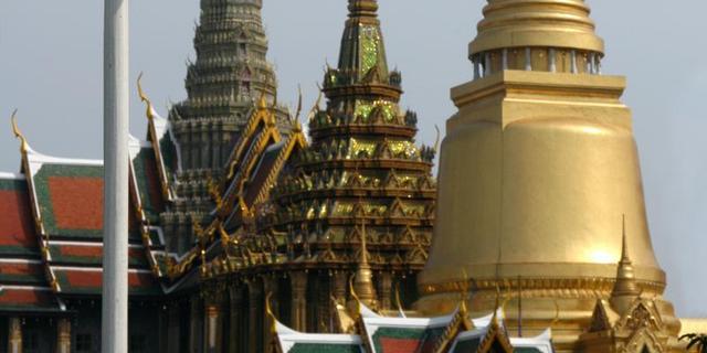 Goedkoopste hotels staan in Thailand