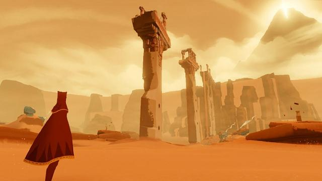 Journey 21 juli naar Playstation 4