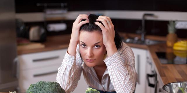 'Gezond dieet verkleint kans op depressie'