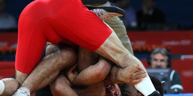 Worstelen verliest olympische status
