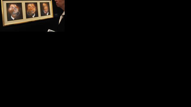 16 miljoen voor drieluik Francis Bacon