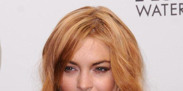 Lindsay Lohan in Anger Management